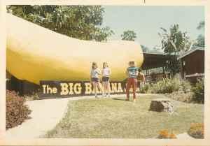 big banana 1972