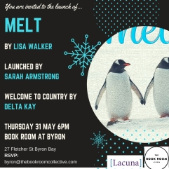 Melt launch May 31